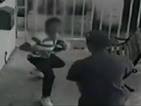 En medio de riña atacan brutalmente a joven en Compartir