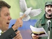 Detienen  en Bogotá  a espía del proceso de paz