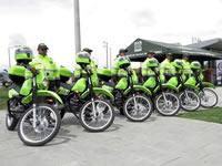 Se aumenta parque automotor para la Policía en Soacha