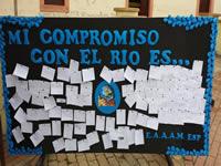 Madrid también rindió homenaje al Río Bogotá