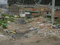 Carreteros de Soacha ya no podrán transportar escombros
