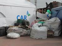 Tonelada y media de material reciclable se recuperó en Soacha