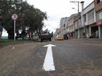 Señalizan  entrada a Ciudad Verde
