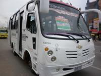 Listos los paraderos para transportadores de Soacha en Bogotá
