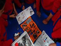Con robótica Madrid busca modernizar su educación
