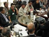 Se reanudan conversaciones entre el Gobierno y Campesinos