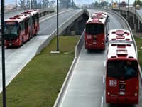 G 45, nuevo servicio Transmilenio Soacha