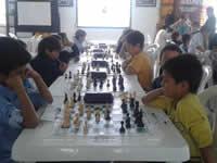 Niños ajedrecistas de Soacha continúan dejando en alto el nombre del municipio