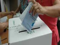 Cundinamarca  lista para jornada electoral