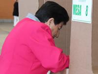 6000 uniformados custodian elecciones en Cundinamarca