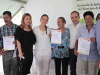 Asojuntas La Mesa celebró 40 años