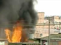 Obra impidió fácil  acceso a casa incendiada en La Isla Compartir