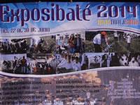 Todo listo para Exposibaté 2014
