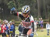 Ciclista zipaquireño viajará a USA