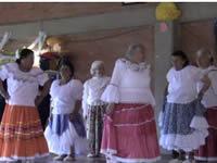 Fundación  Clarita de Santos visitó  la Casa del Abuelo en  Cota