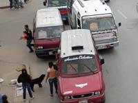 Aplazan de nuevo entrada en vigencia de paraderos para transportadores de Soacha en Bogotá