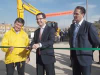 Firmado  acuerdo entre alcaldía municipal y Amarilo para terminar de construir  Avenida Terreros