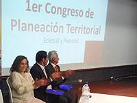 Se realizó  Congreso de Planeación Territorial Eclesial y Pastoral en Suacha