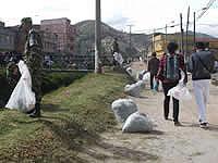 En comuna seis también se celebró el Día Mundial del Medio Ambiente