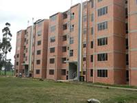 Desplazados intentaron tomarse conjunto residencial Torrentes en Soacha
