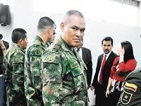 Recapturado  mayor (r) condenado por «falsos positivos» de Soacha