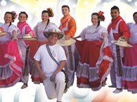 Sábado de raíces colombianas en el teatro Sua