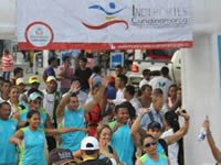 Girardot, record departamental de actividad física