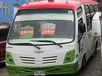 Ahora hay ruta de transporte para visitar el parque Boquemonte