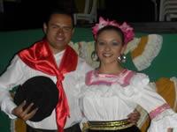 Dos soachunos representarán a Colombia en festival internacional de danza