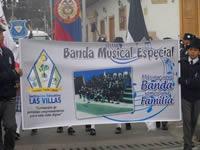 Banda del colegio Las Villas obtiene premio nacional