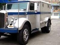 Carro de valores fue hurtado en Soacha