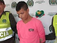 En Neiva capturan a extorsionista  de conductores de  Soacha