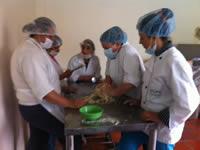 Panadería para apoyar a la población diversamente hábil de La Calera