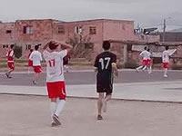 Jóvenes futbolistas del Soacha Fútbol  Club por fin tienen un lugar seguro para entrenar
