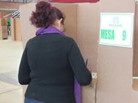 Todo listo en Cundinamarca para las elecciones de este domingo