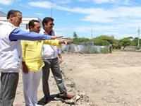 Iniciaron las obras del parque de la juventud en Girardot