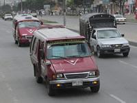 En Soacha se modifica pico y placa para vehículos de servicio público colectivo que presta servicio a Bogotá