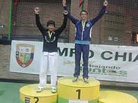 Con campeonato de Taekwondo, Club Jansu celebra sus 30 años de vida