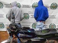 Ladrones son capturados en Zipaquirá