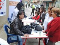 Las 'ollas' en Bogotá, serán centros de servicio a la justicia