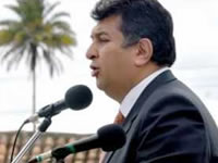 Alcalde de Zipaquirá en Comité Directivo de FONTUR