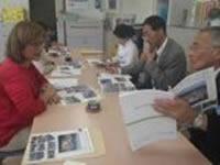 Ministra María Fernanda Campo visitó ciudad japonesa afectada por el tsunami del año 2011