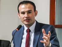 Con frialdad y decisión renunció Andrés  Jaramillo al Concejo de Soacha