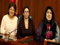 Mujeres encabezarán Mesa Directiva de la Asamblea de Cundinamarca