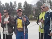 En Soacha  se crea club deportivo  para personas en condición de discapacidad