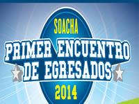 Invitación a encuentro de egresados de colegios oficiales de Soacha