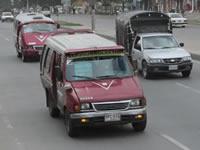 Comienzan a regir los paraderos para las rutas del corredor Soacha Bogotá