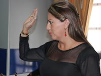 Se posesionó Liliana Rodríguez como concejal de Soacha