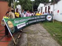 Finaliza foro regional de víctimas en Villavicencio