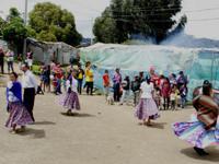Con carnaval, habitantes de Tocaimita buscan presencia de autoridades en la zona